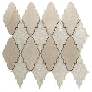 Art Glass Sabino Brilliant White