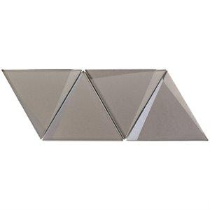 NewBev Triangles Sepia