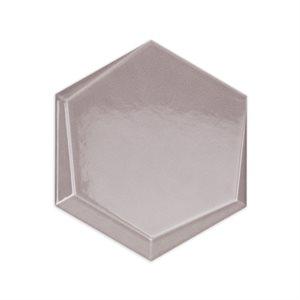 Hexagono - Cuna Nude Brillo