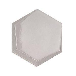 Hexagono - Cuna Perla Brillo