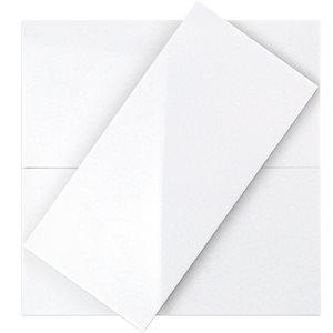 Crystal Tech White 6x12