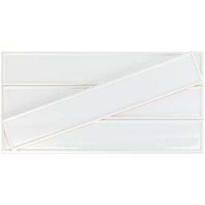 Hampton Frame White 4x24